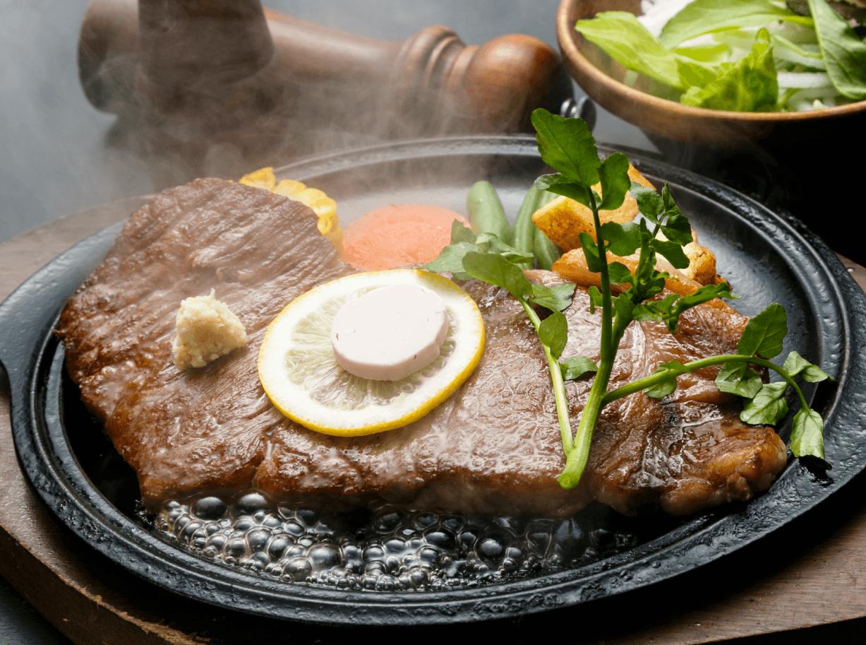 常陸牛ステーキ|常陸牛料理ひたち野